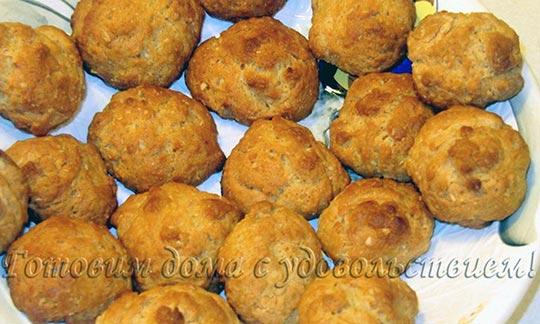 овсяное печенье домашнее простой рецепт
