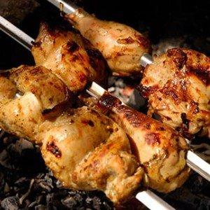 рецепт шашлыка из курицы