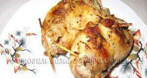 Фаршированные куриные окорочка без кости - вкусные рецепты