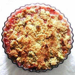 крамбл пирог