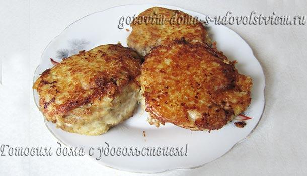 мясо в картофеле