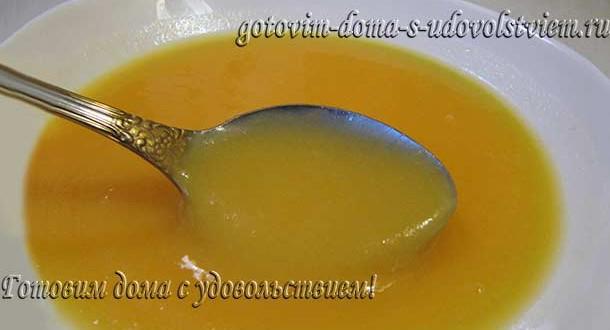 суп пюре из овощей диетический