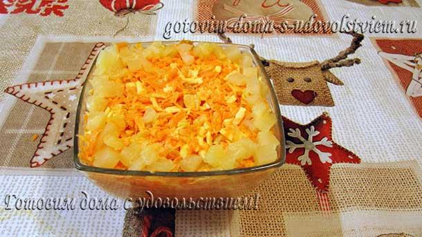 салат-из-моркови-с-ананасом-и-сыром