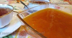 абрикосовое варенье с алычой
