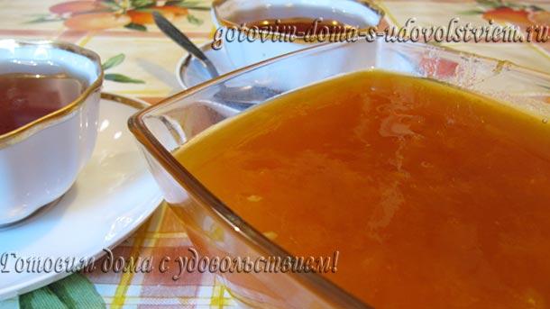 вкусное абрикосовое варенье рецепт