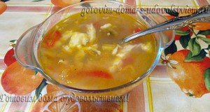 суп из зубатки
