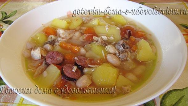 айнтопф немецкий суп рецепт