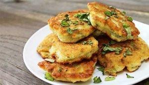 Оладьи из кабачков - быстрые и вкусные рецепты