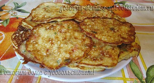 Оладьи рецепты быстро и вкусно в духовке