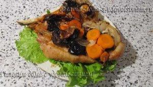 Мясо с черносливом - изысканные рецепты для гурманов