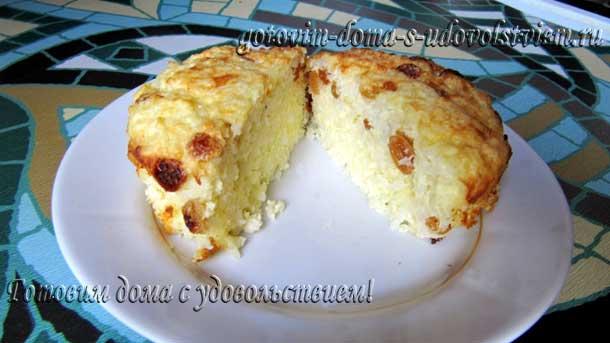 Рисовый пудинг рецепт в духовке с изюмом