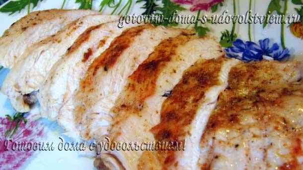 рецепт приготовления куриной грудки на сковороде