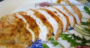 Рецепты куриной грудки на сковороде - получаются всегда сочными и нежными