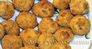овсяные печенья с кокосом