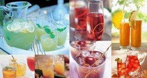 Прохладительные напитки в домашних условиях рецепты