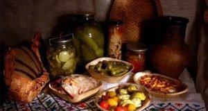 постные блюда рецепты с фото простые и вкусные на каждый день