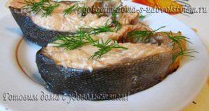 Как приготовить горбушу в духовке сочной и мягкой - рецепты приготовления