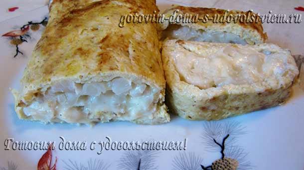 рулет-из-кабачков-с-сыром-и-чесноком