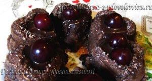 Кексы в микроволновке за 5 минут - успеть к завтраку приготовить вкусный десерт