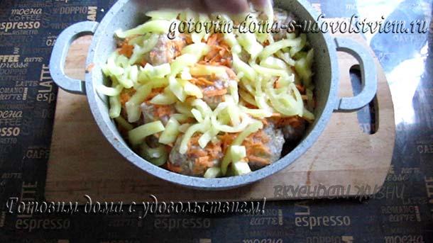 Тефтели с рисом рецепт приготовления в кастрюле